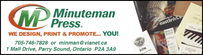 Minuteman Press - Parry Sound